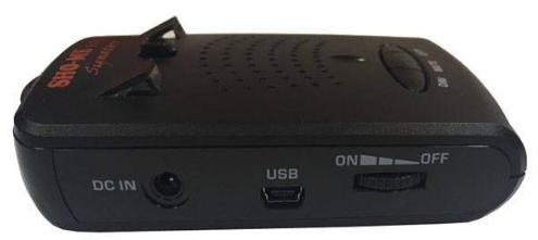 Подключение радар-детектора SHO-ME к ПК