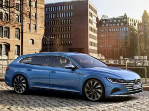 Volkswagen Arteon Shooting Brake 2021
