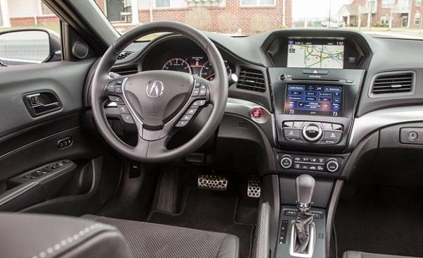 Продажи  обновленной Acura ILX стартовали в США