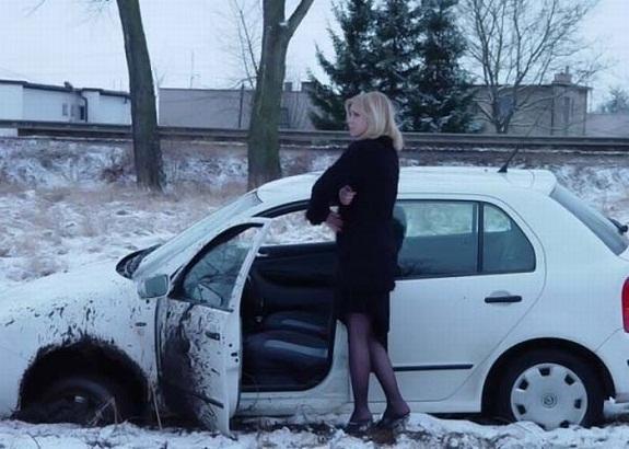Что делать если застрял на автомобиле