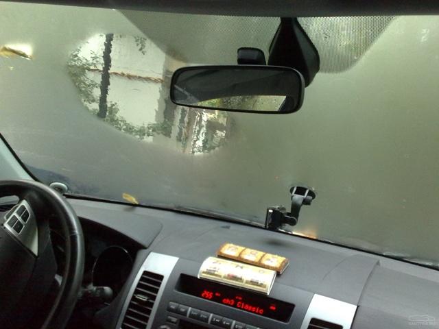 Как убрать запотевание окон в автомобиле?