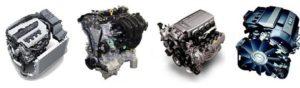 Какие системы используются в бензиновых двигателях
