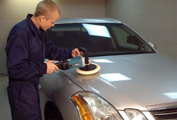 Полировка автомобиля своими руками