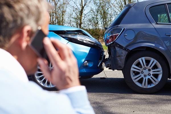 Что делать при аварии автомобиля?