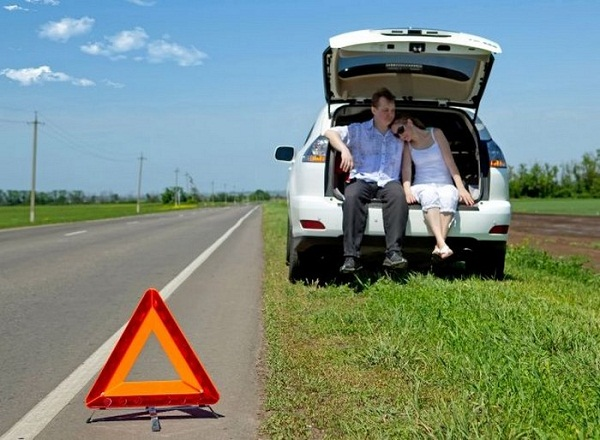 ремонт автомобиля в дорожных условиях