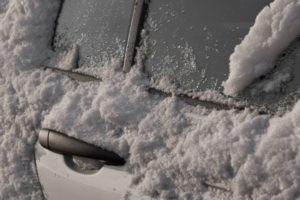 Как открыть замёрзший замок в машине?