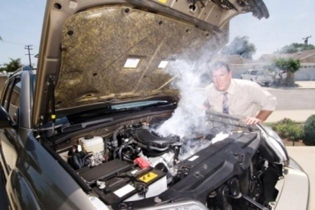 Главные причины перегрева двигателя автомобиля