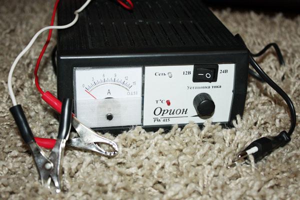 Зарядник аккумулятора своими руками фото