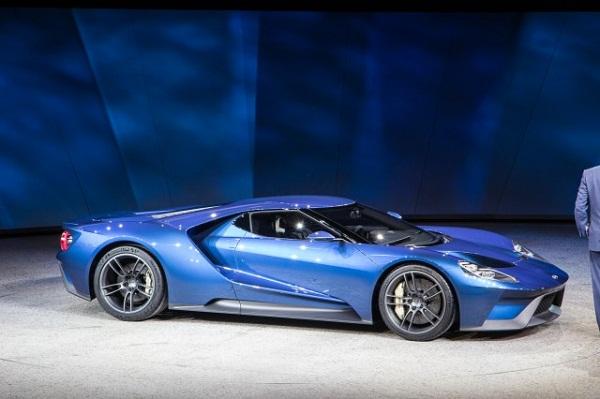 Мотор в 600 лошадиных сил получит обновлённый Ford GT