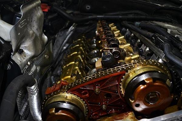 Причины повышенного расхода масла двигателем