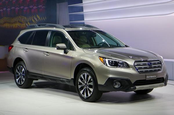 Чем обрадует россиян компания Subaru в 2015 году