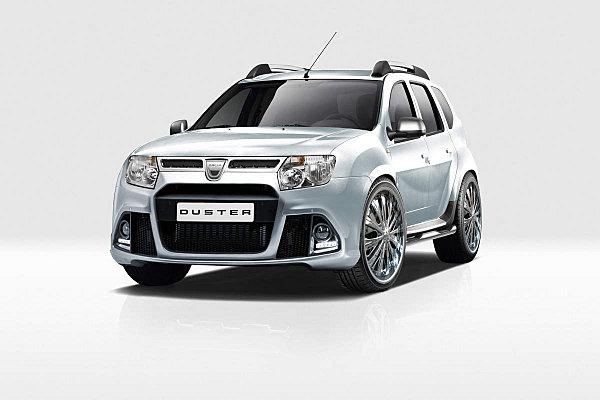 Обновлённый Renault Duster будет семиместным