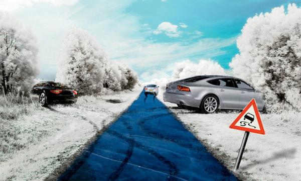 Правила безопасного вождения автомобиля