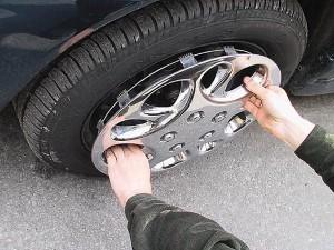 Как выбрать колпаки на колёса