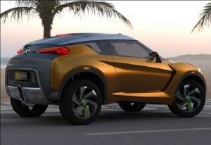 В следующем году представят Nissan Juke второго поколения