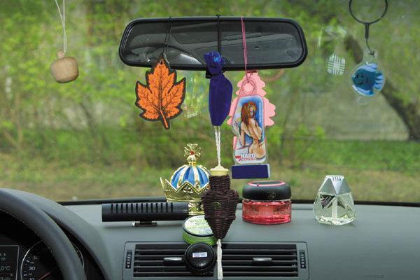 Как сделать освежитель воздуха для машины