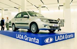 Стоимость Lada в России уходит вверх