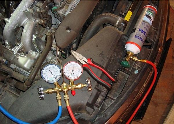 Как выполнить ремонт трубки кондиционера своими руками?