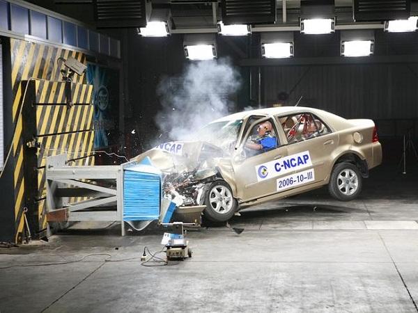 10 самых безопасных автомобилей мира