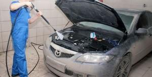 Что делать если машина не заводиться после мойки двигателя