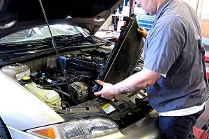 Как запаять радиатор автомобиля?