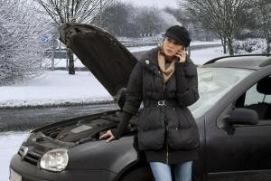 Как завести машину если сел аккумулятор зимой?
