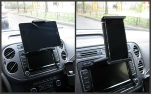 навигатор крепление в в CD слот
