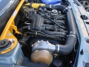 системы охлаждения мотора