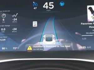 Опасны ли автопилоты современных автомобилей?