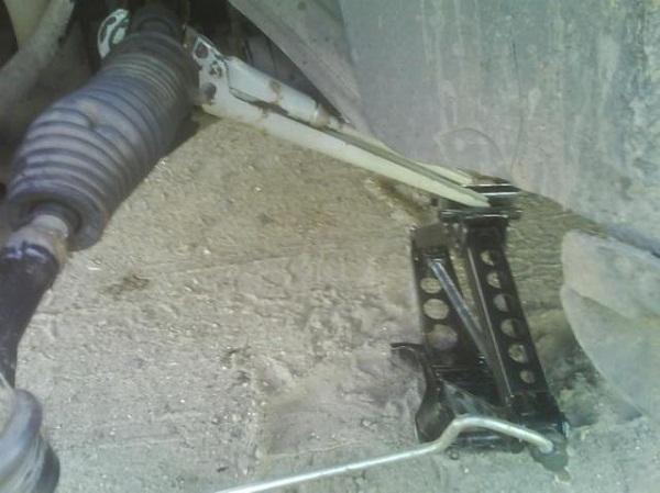 Замена рулевой тяги форд фокус 2 своими руками Автогид