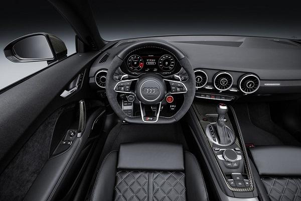 Видео. Как собирают Audi TT RS?