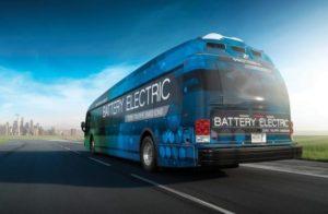 Электробус проедет 500 километров на одной зарядке