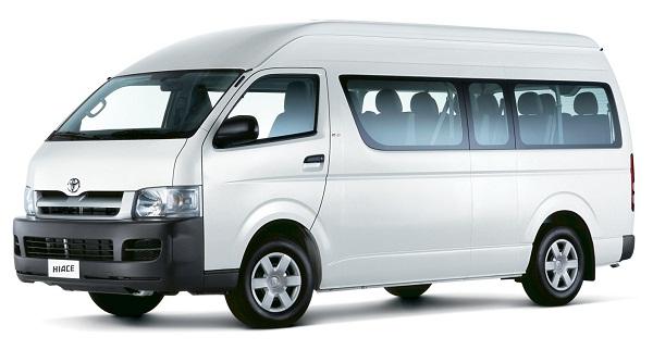 Топ 5 микроавтобусов для заработка