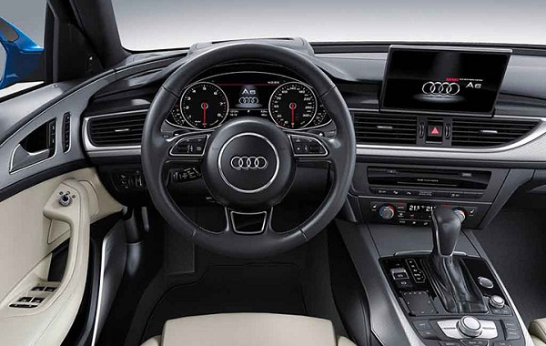Что известно о новом Audi A6 2018 года?