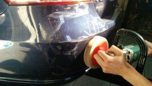 Полировка бамперов своими руками: как получить блеск и не сделать еще хуже?