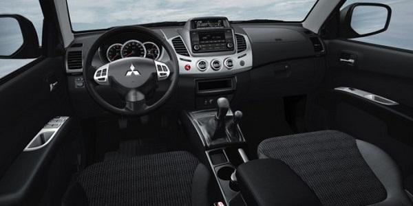 Чем интересен пикап Mitsubishi L200?