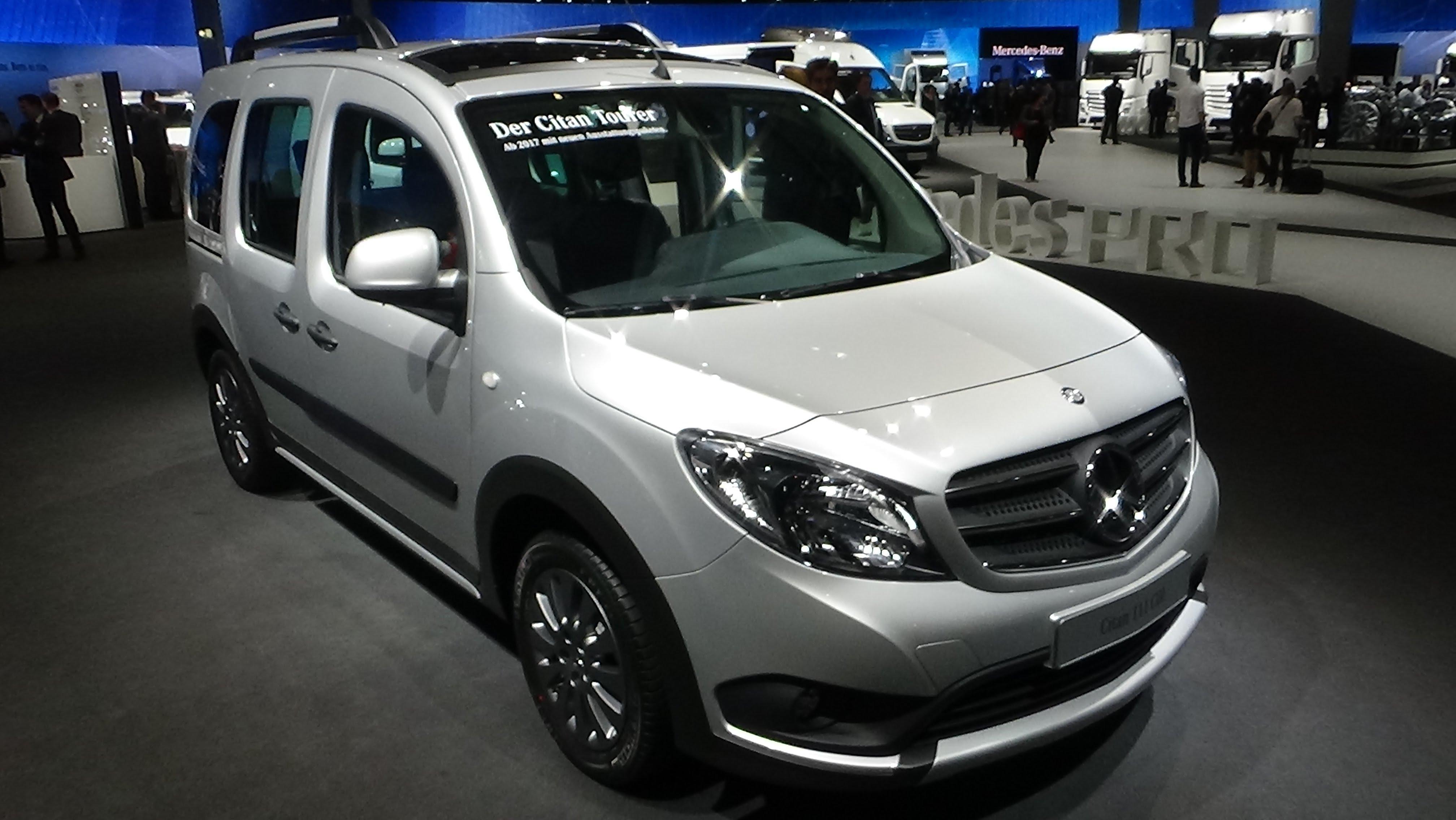 Mercedes benz citan for Mercedes benz precios
