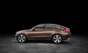 Mercedes Benz GLC характеристики
