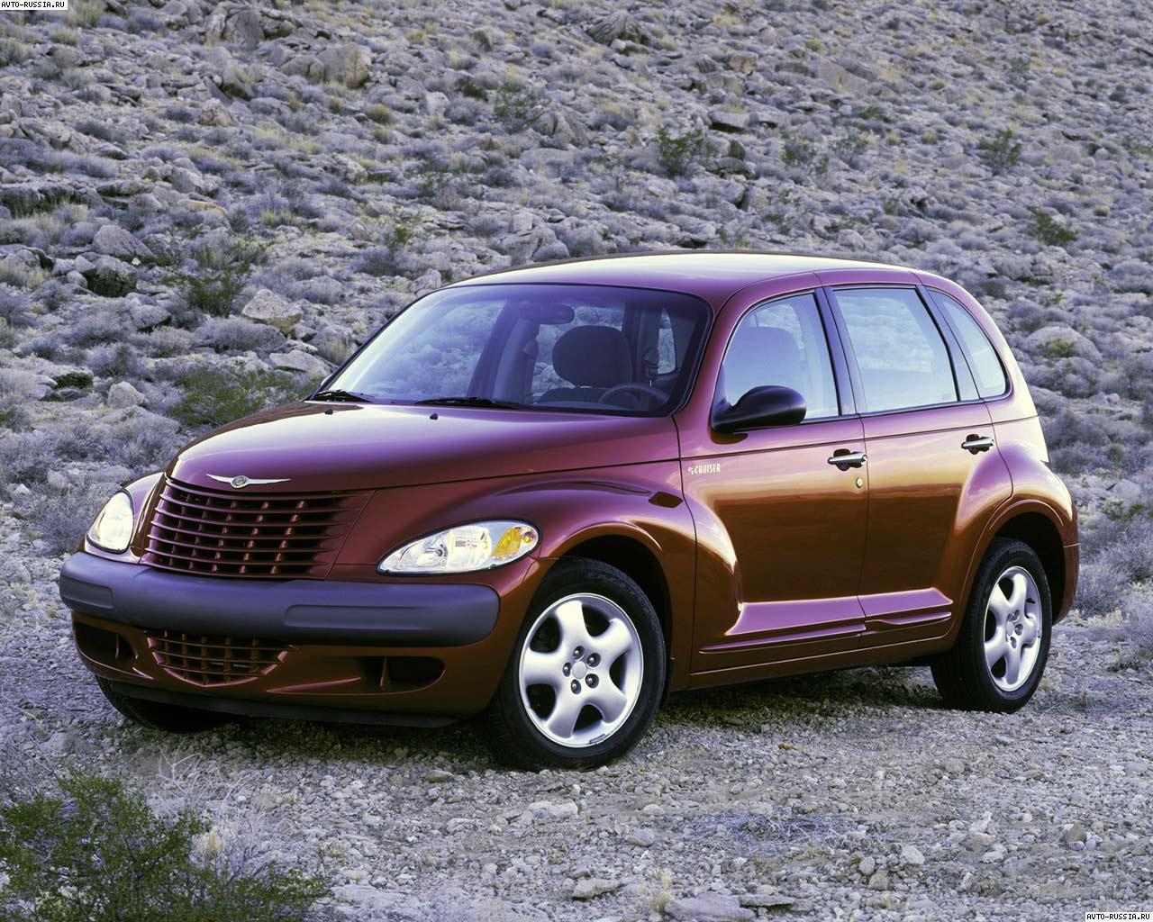 ChryslerPTCruiser отзывы