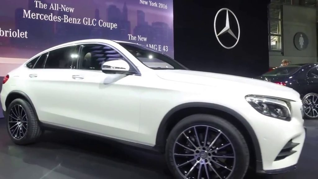 glc mercedes benz дизайн