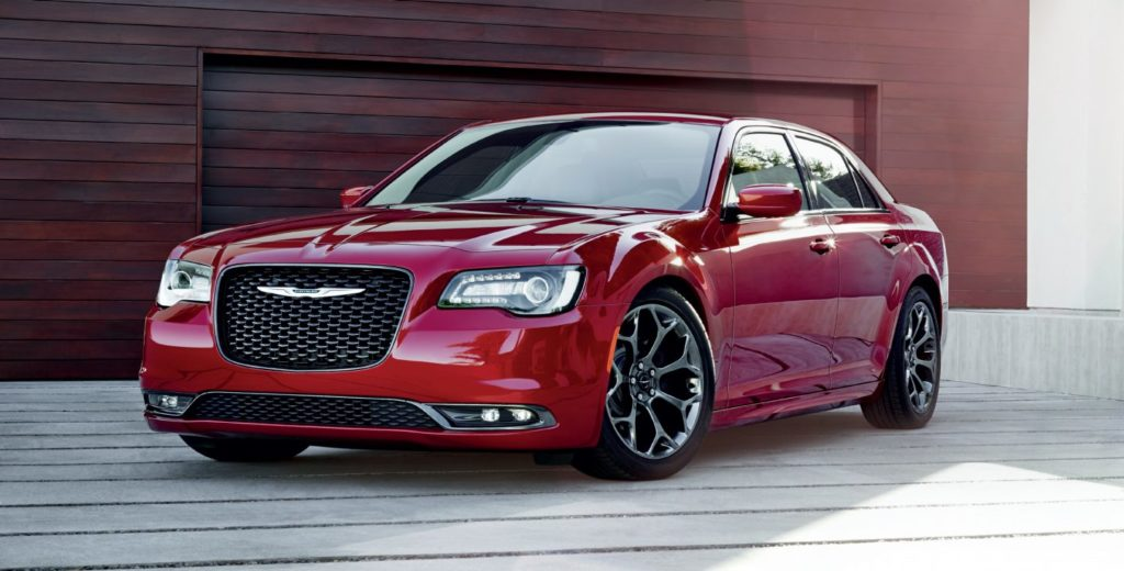 Chrysler 300c обзор