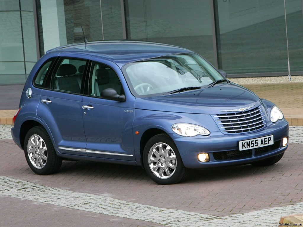 Chrysler PT Cruiser экстерьер