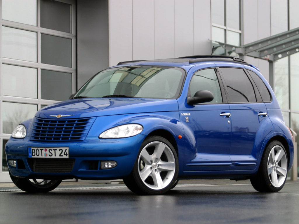ChryslerPTCruiser внешний вид