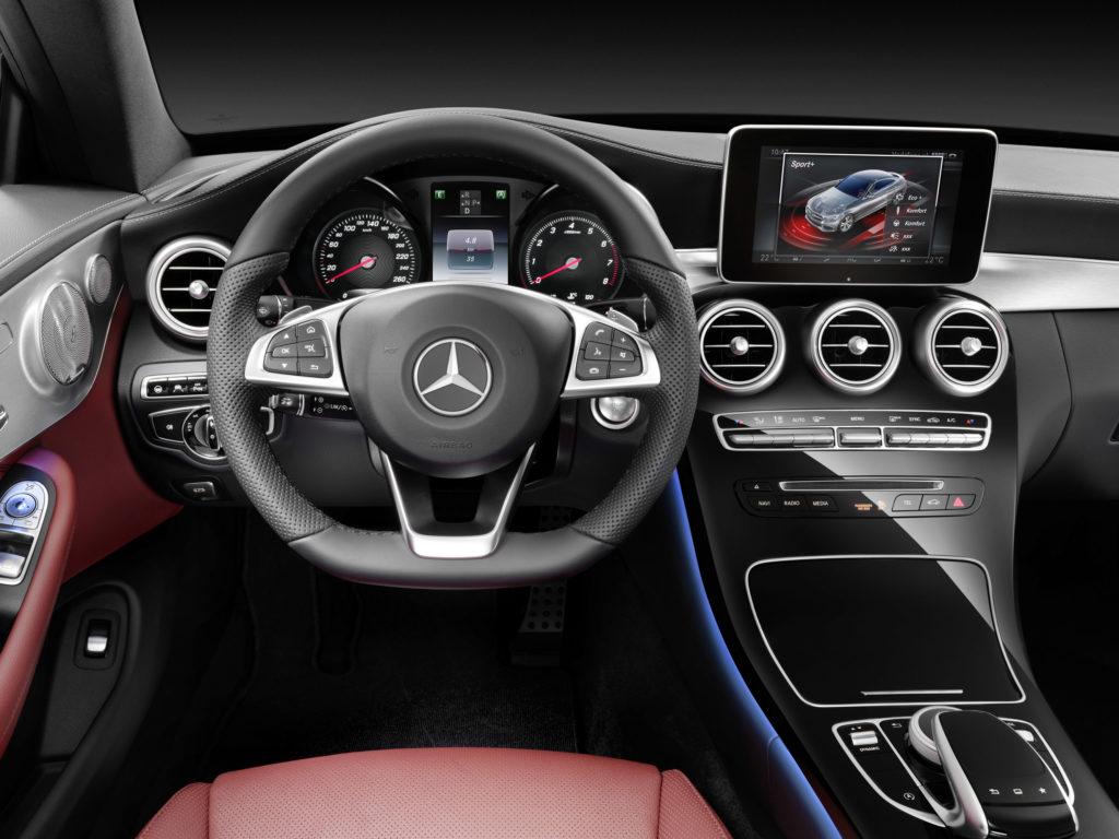 Mercedes Benz в c class w205