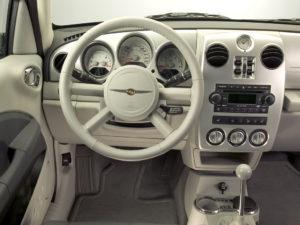 ChryslerPTCruiser интерьер