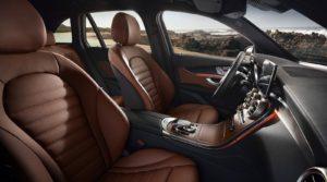 Салон Mercedes Benz GLC