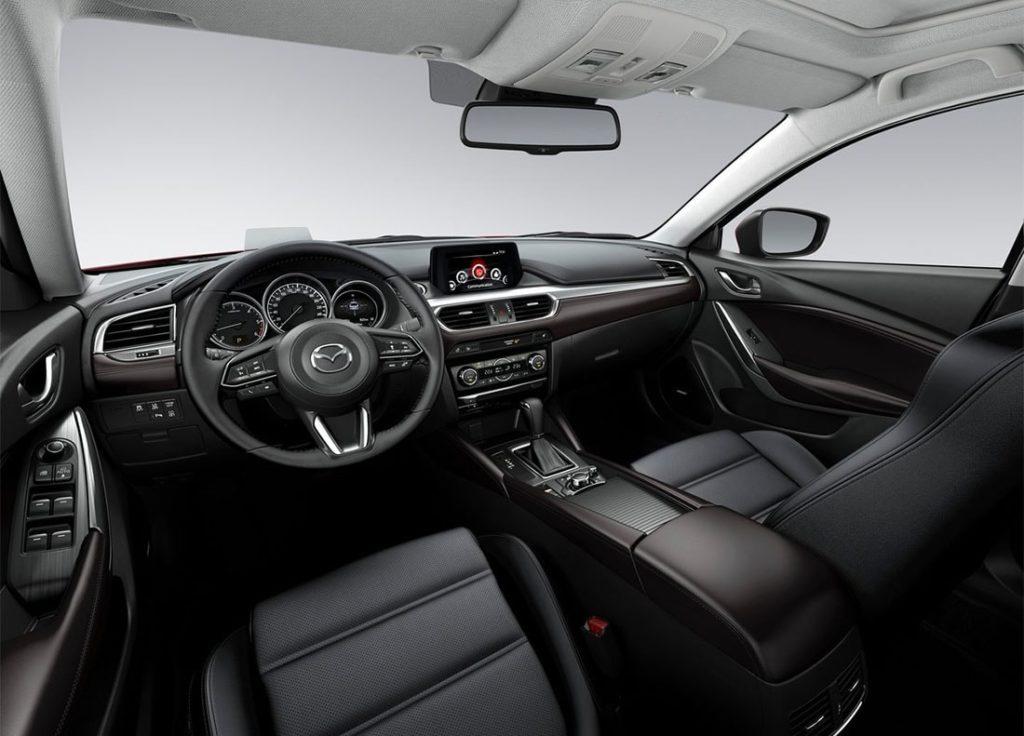 Сиденья Mazda 6