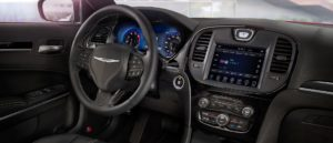 Chrysler300c 2017 интерьер
