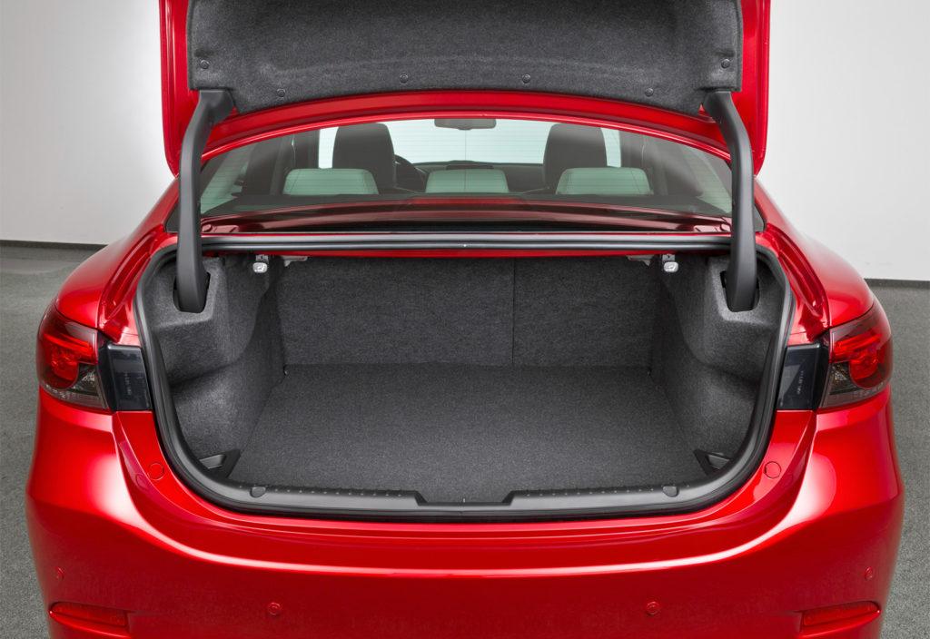 Багажник Mazda 6