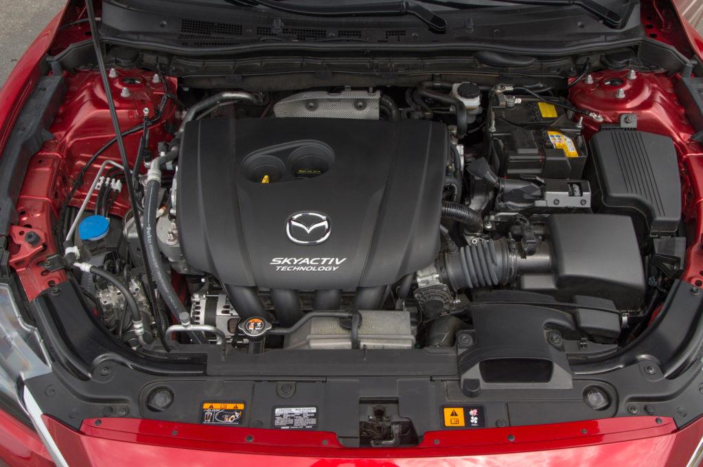 Mazda 6 технические характеристики